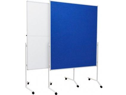 Moderačné tabule lakovaná 120 x 150 cm