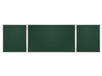 Triptych keramický zelený 120x90 / 240