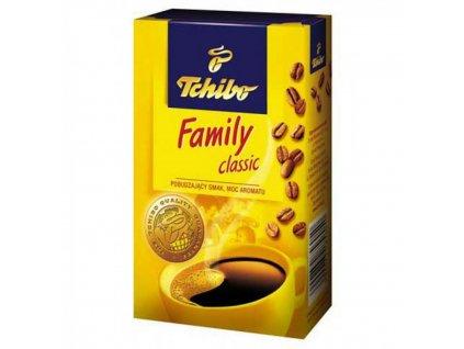 Káva TCHIBO Family mletá 250g