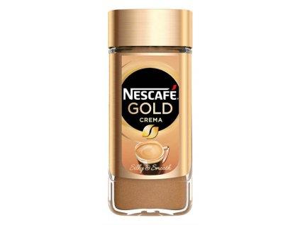 Káva NESCAFÉ Gold Crema instantná 100g
