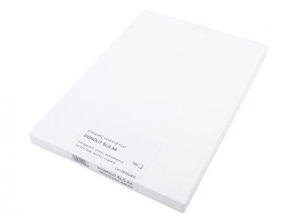 Signolit SLG A4 - Číra samolepiaca fólia pre farebné kopírky