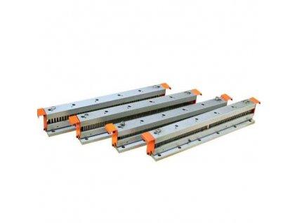 Razník 3: 1 s palcovým rezom - 430 mm