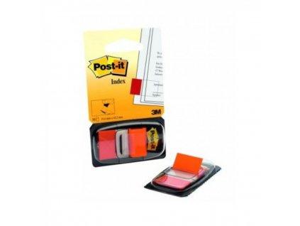 Záložka Post it index 25x43 oranžová MM6804