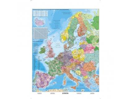 NM474020 Mapa Europa PSC