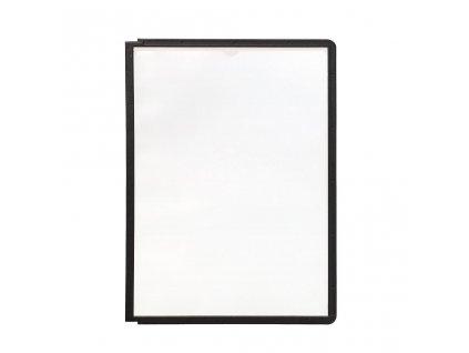 DU560601 Katalogovy panel SHERPA A4 cierny