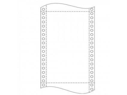 Tabelačný papier 24x12 1+1 1000zl