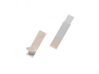 Samolepiace vrecko na zakladače DURABLE 18x75mm 10ks