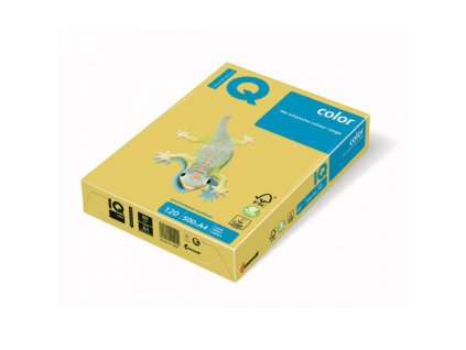 Kopírovací papier A5 80g Motif IQ kanárikovo žltý CY39C1 X508MC1