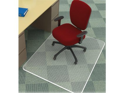 QC015898 Podlozka pod stolicku na koberce 122x914cm