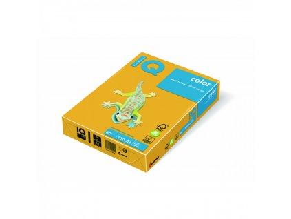 Kopírovací papier A4 80g Motif IQ žiarivo žltý IG50 C2 X408MC2
