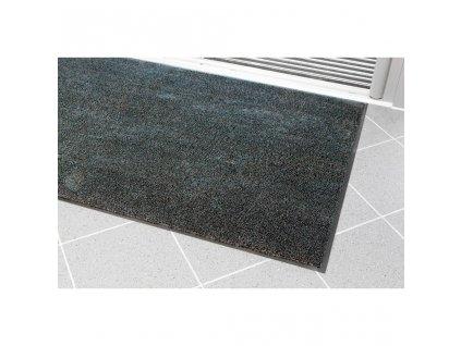 CP010001 Rohoz Microfibre Doormat 60x90cm cierna
