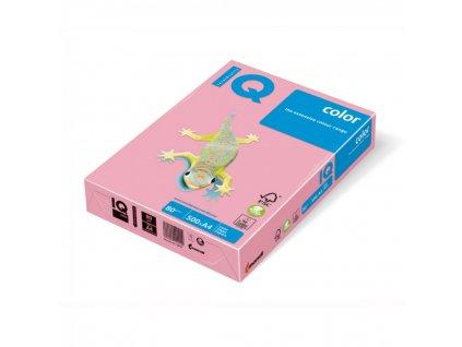 Kopírovací papier A4 80g Motif IQ svetloružový OPI74 A5 X408MA5