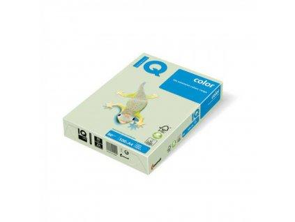 Kopírovací papier A4 80g Moti IQ sv. zelený GN27 A7 X408MA7