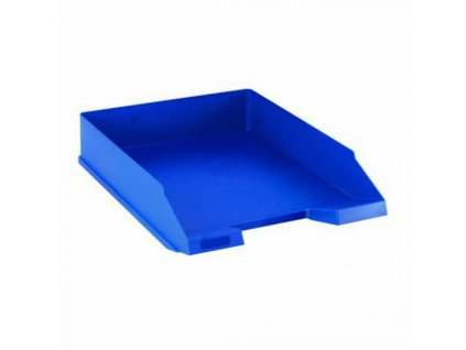 Listová zásuvka KLAS modrá HL64017