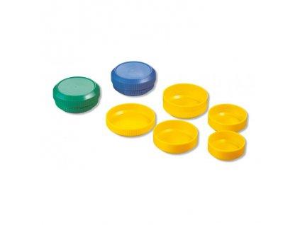 Misky na vodové farby 5ks