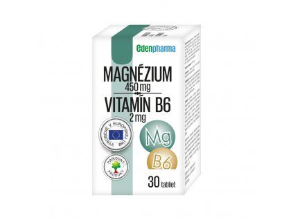 Magnézium + Vitamín B6
