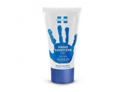Sanitizer dezinfekčný gél na ruky s aloe vera v tube HG 8HL 50ml