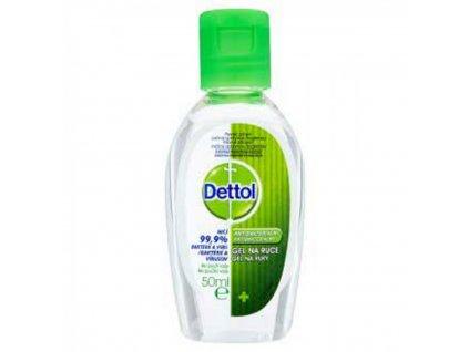 DETTOL gel antibak.50ml