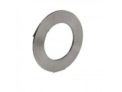 Viazacia páska 16x0,5mm oceľová