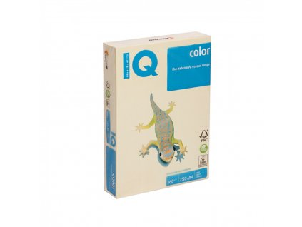 Kopírovací papier A4 160g Motif IQ žltý YE23 A3 X416MA3