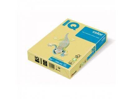 Kopírovací papier A4 80g IQ zlatý GO22B2