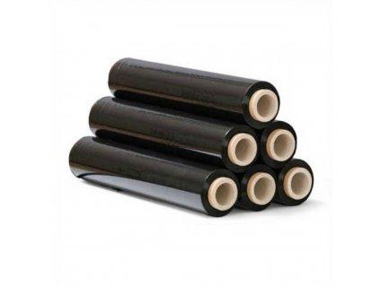Fólia stretch ručná 23mic 50cm 1,8kg čierna PFR2318BK