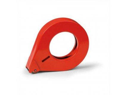 Odvíjač lepiacej pásky 50mm kruhový kovový