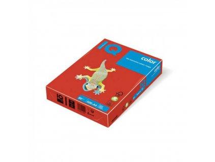 Kopírovací papier A4 80g Motif IQ korálovočervený CO44 C5 X408MC5