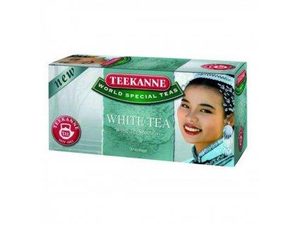 Čaj TEEKANNE Špeciálny čaj White Tea 25g