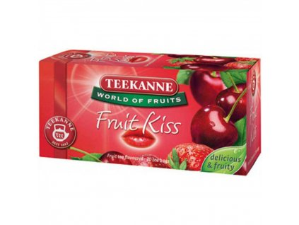 Čaj TEEKANNE Ovocný Fruit Kiss 50g