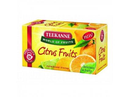 Čaj TEEKANNE Ovocný Citrus Fruits 45g