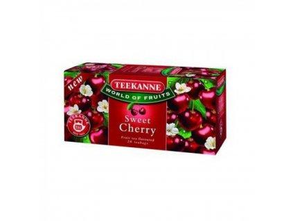 Čaj TEEKANNE Ovocný čaj Sweet Cherry 50g