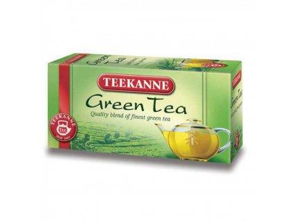 Čaj TEEKANNE Zelený 35g