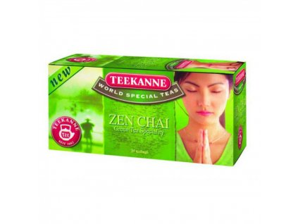 Čaj TEEKANNE Špeciálny Zen Chai 35g