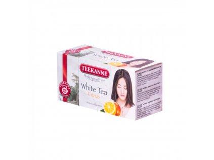 Čaj TEEKANNE Špeciálny White Tea Citrus 25g