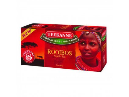 Čaj TEEKANNE Špeciálny Rooibos Vanilla 35g