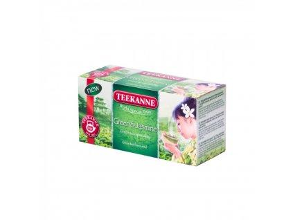 Čaj TEEKANNE Špeciálny Green & Jasmine35g