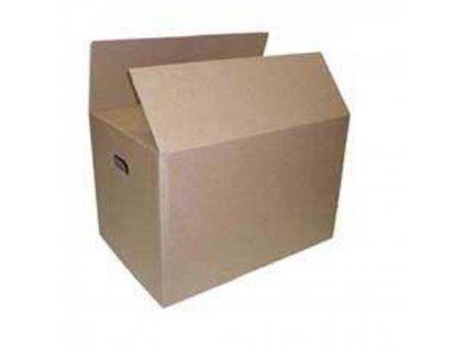 Krabica s výsekmi na nesenie 330x300x295