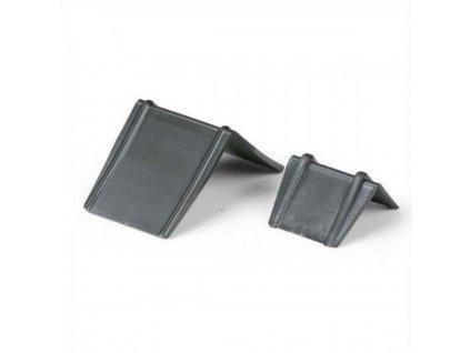 Ochranné rohy pod v.pásky bez hrotu PL21
