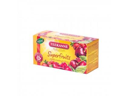 Čaj TEEKANNE Ovocný Superfruits 45g