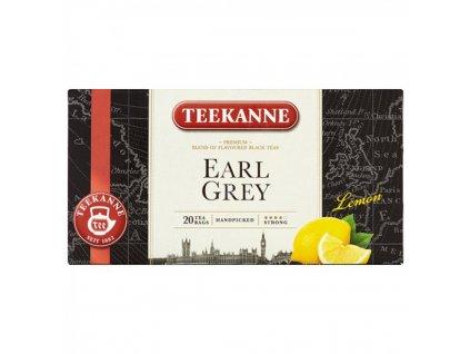 Čaj TEEKANNE Earl Grey Lemon