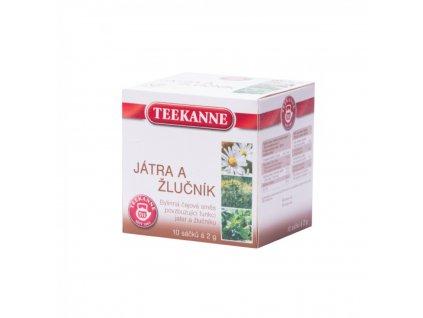 Čaj TEEKANNE Bylinný Žalúdok a črevá 20g