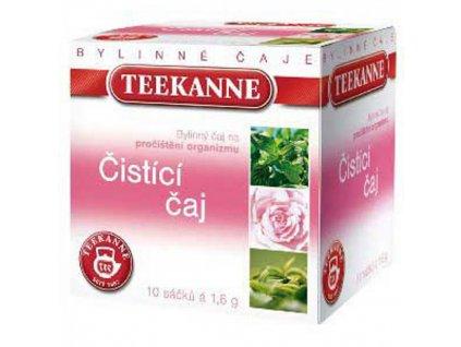 Čaj TEEKANNE Bylinný Čistiaci 16g