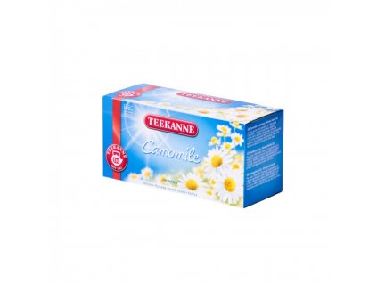 Čaj TEEKANNE Bylinný Camomile (Rumanček) 22g