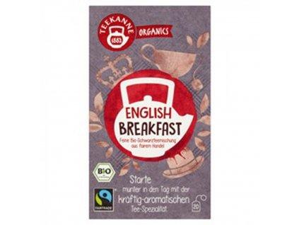Čaj TEEKANNE Bio English Breakfast