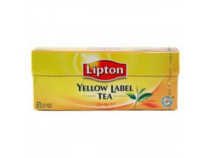 Čaj Lipton čierny Yellow Label