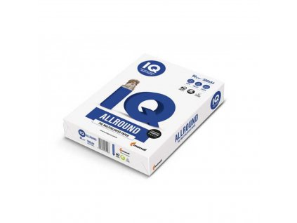 Kopírovací papier A4 80g IQ PREMIUM TRIOTEC nebalený krt. 2500 hárk.