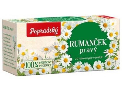 Čaj BOP rumanček pravý