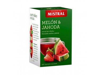 Čaj BOP Mistral melón a jahoda 40 g