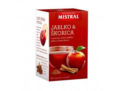 Čaj BOP Mistral jablko a škorica 40 g